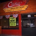 Chicken's Is Fried, BBQ & Rotisserie Restaurant Closes