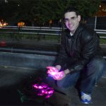 Noticed Some Pretty Lights Lying Around? That's Gravesend Resident Jack Giambanco Trying To Cheer You Up