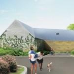 Renderings: Calvert Vaux Park To Get Gorgeous New Restrooms