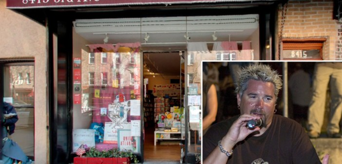 Guy Fieri To Sign Copies Of His New Cookbook in Bay Ridge Tomorrow