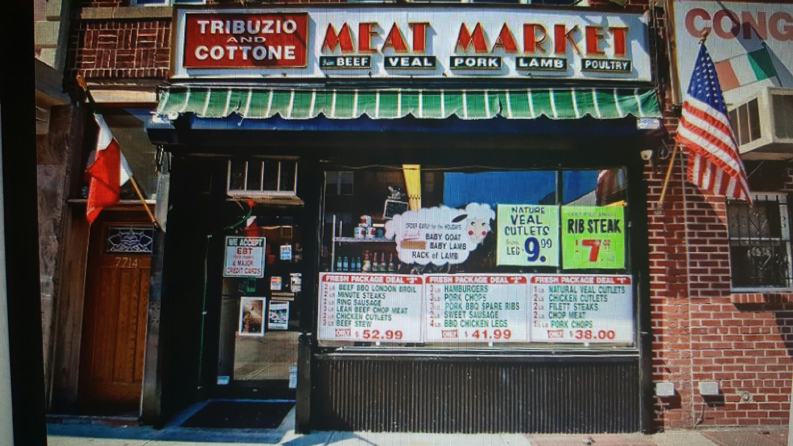Tribuzio Meat Market